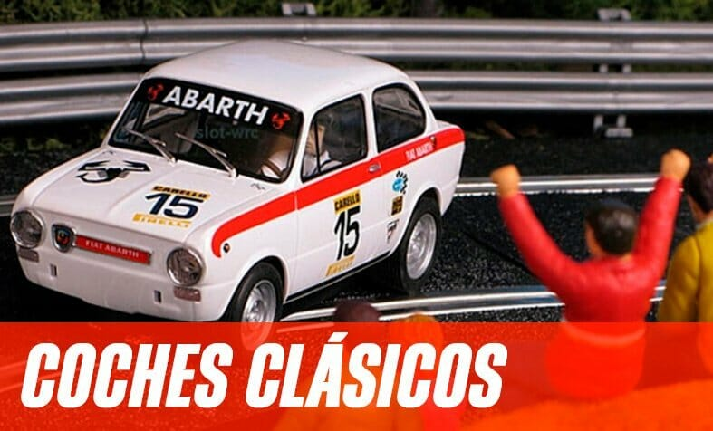 Coches clasicos scalextric