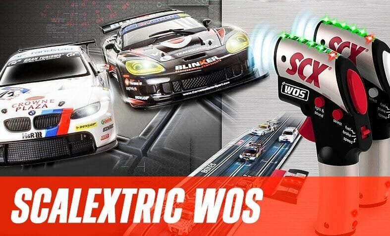 Scalextric WOS