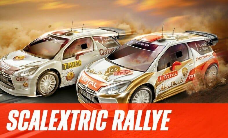 Scalextric WRC