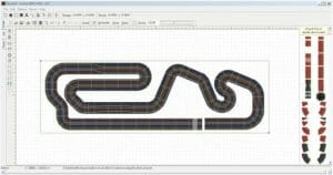 diseñar circuitos scalextric