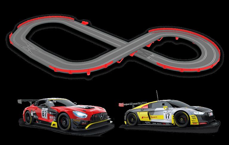 Circuitos advance - Scalextric - Más allá de la competición