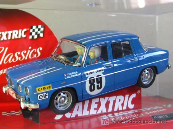 Renault 8 gordini - rallye montecarlo 1969 - sc - Vendido en Venta ...