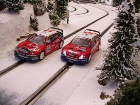 The building of the rallytrack in Holland - Tracks & Scenery ...