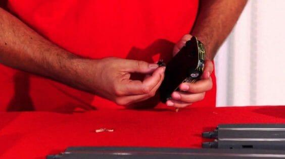 limpiar pistas scalextric